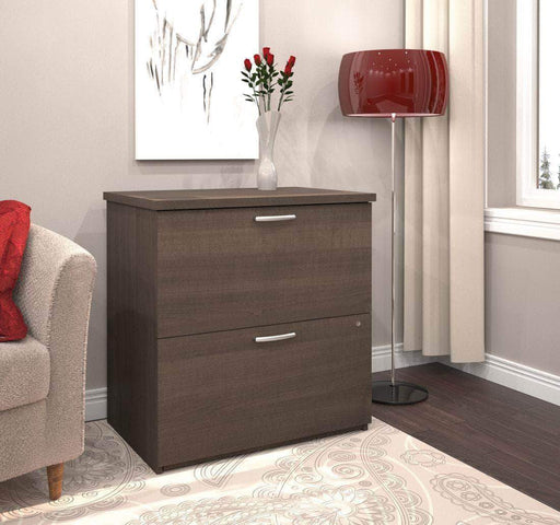 Modubox File Cabinet Antigua Logan Lateral File Cabinet - Available in 5 Colors