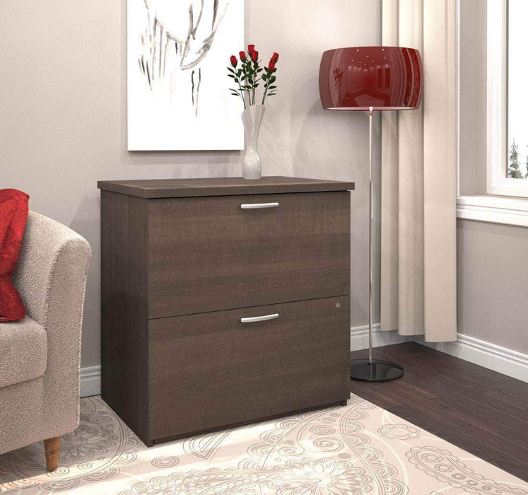 Modubox File Cabinet Antigua Logan Lateral File Cabinet - Available in 5 Colours