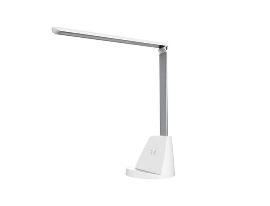 Modubox Lamp White Universel LED Desk Lamp with Wireless Charger - White