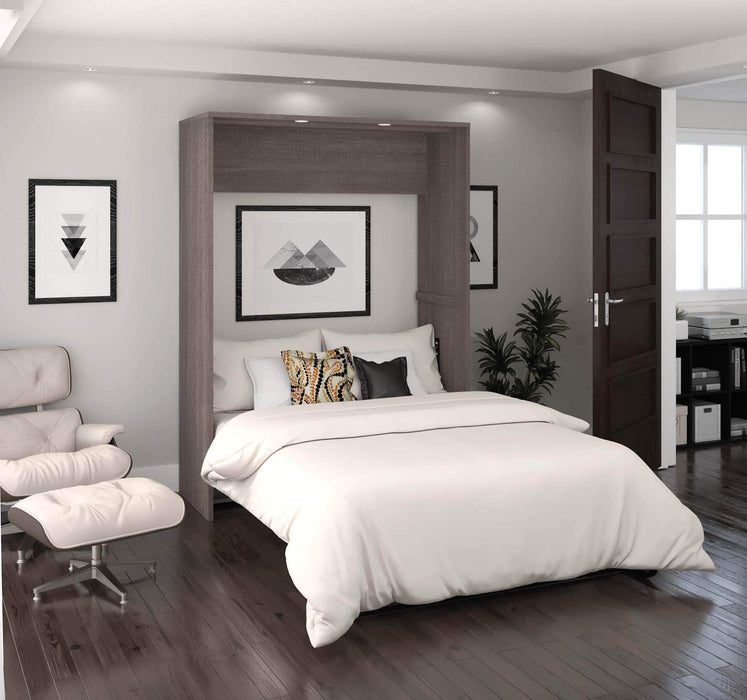 Modubox Murphy Wall Bed Cielo 59W Full Murphy Wall Bed - Available in 2 Colors