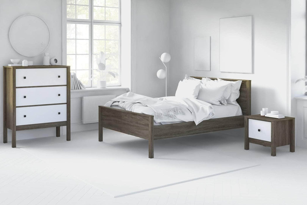 Capella Nightstand - Available in 2 Colors