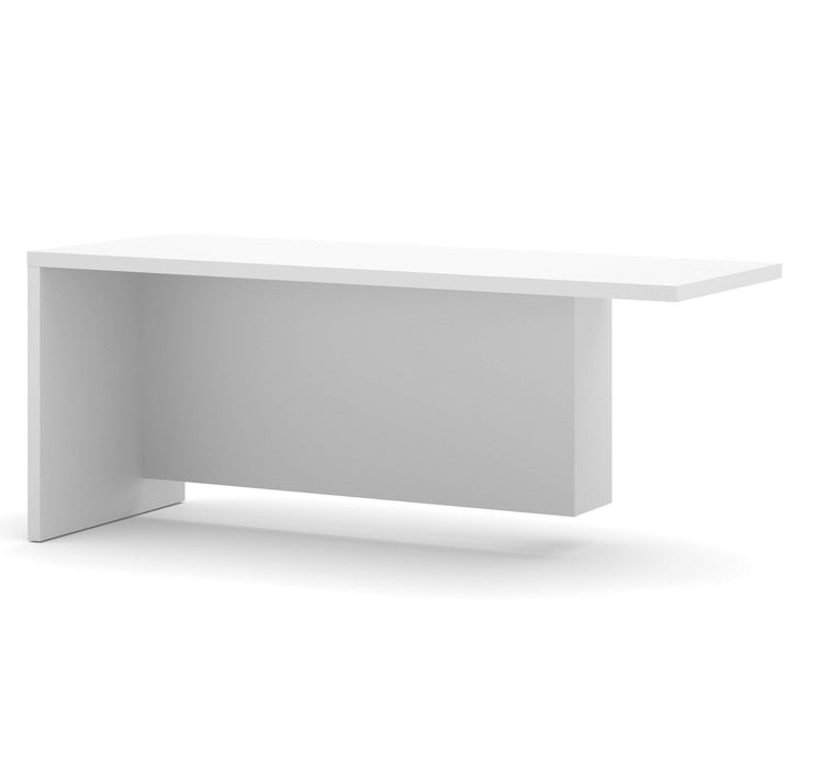 Modubox Return Table White Pro-Linea Contemporary Return Table - Available in 3 Colours