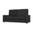 Modubox Sofa Grey Universel Sofa for Queen Murphy Bed (No Backrest) - Available in 2 Colors