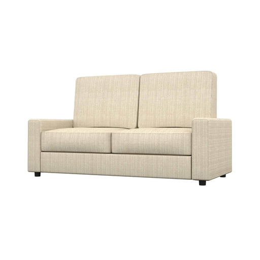 Modubox Sofa Tan Universel Sofa for Full Murphy Bed (No Backrest) - Available in 2 Colours