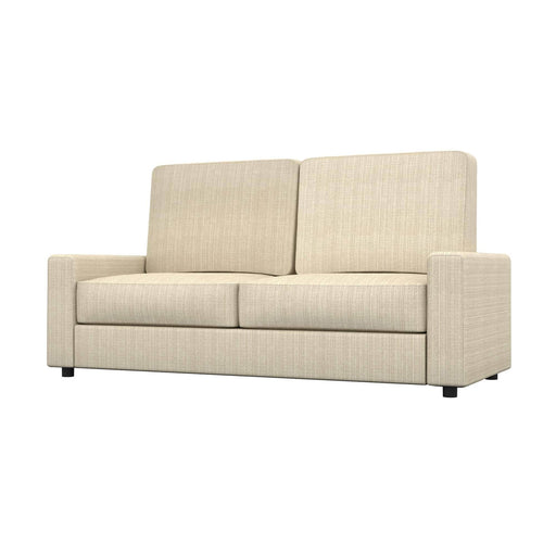Modubox Sofa Tan Universel Sofa for Queen Murphy Bed (No Backrest) - Available in 2 Colours