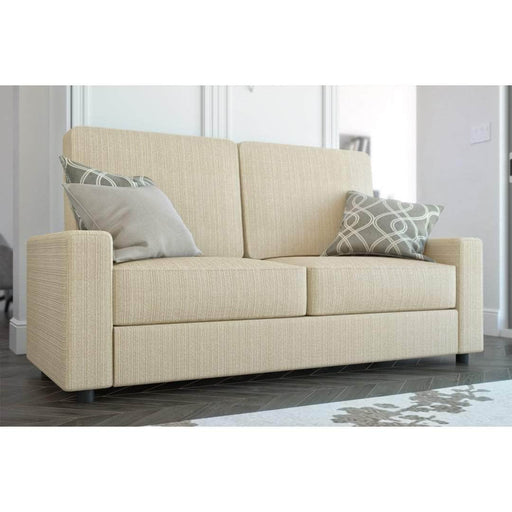 Modubox Sofa Universel Sofa for Full Murphy Bed (No Backrest) - Available in 2 Colours