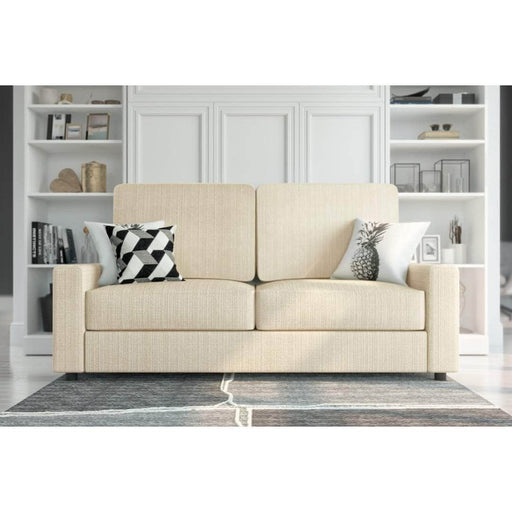 Modubox Sofa Universel Sofa for Queen Murphy Bed (No Backrest) - Available in 2 Colours