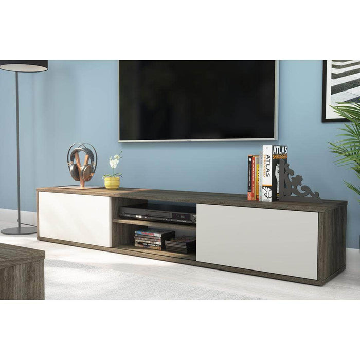 Modubox TV Stand Fom TV Stand - Available in 2 Colors