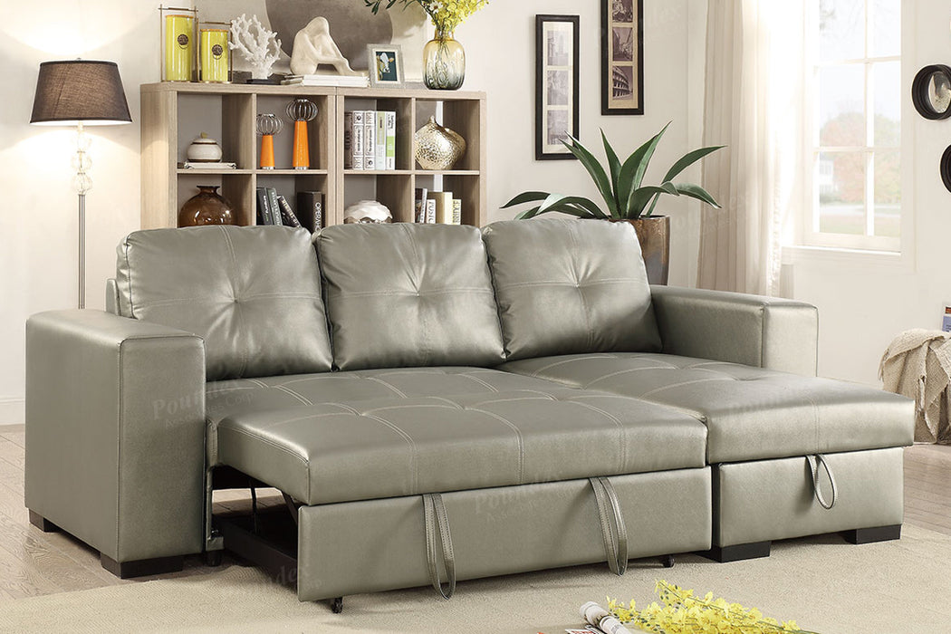 Picture of: Convertible Sectional Sleeper Sofa Wholesale Furniture Brokers