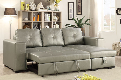 Convertible Sectional Sleeper Sofa-Wholesale Furniture Brokers
