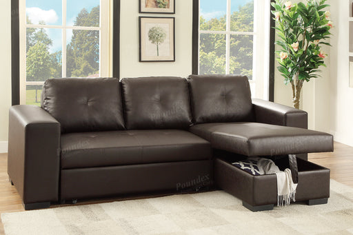 Elegant Convertible Sectional Bed Sofa-Wholesale Furniture Brokers
