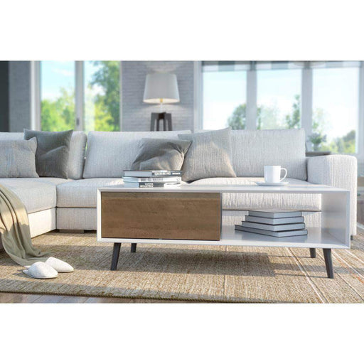 Pending - Bestar Alga Coffee Table