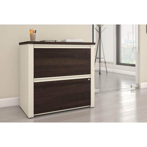 Pending - Bestar Antigua Prestige+ Lateral File Cabinet - Available in 4 Colors