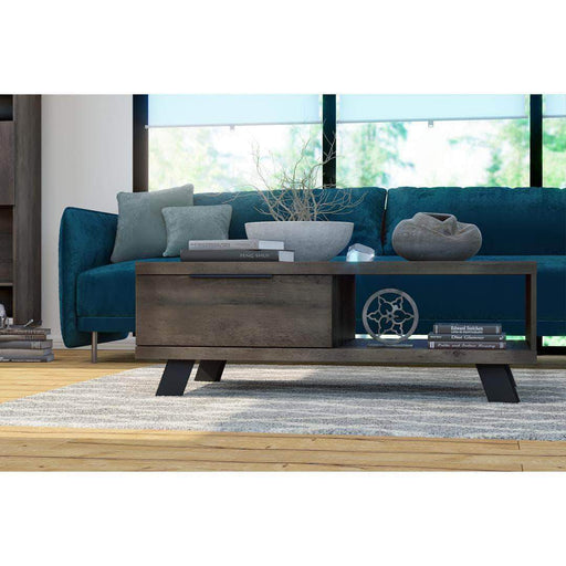 Pending - Bestar Auva Coffee Table - Available in 2 Colours