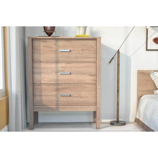 Capella Dresser - Rustic Brown