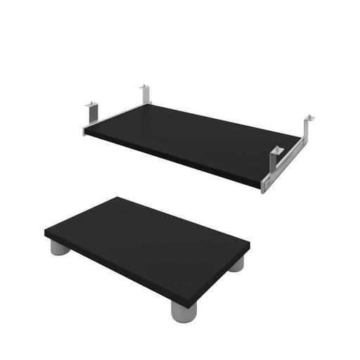 Pending - Bestar Connexion Keyboard Tray and CPU Stand - Available in 2 Colors