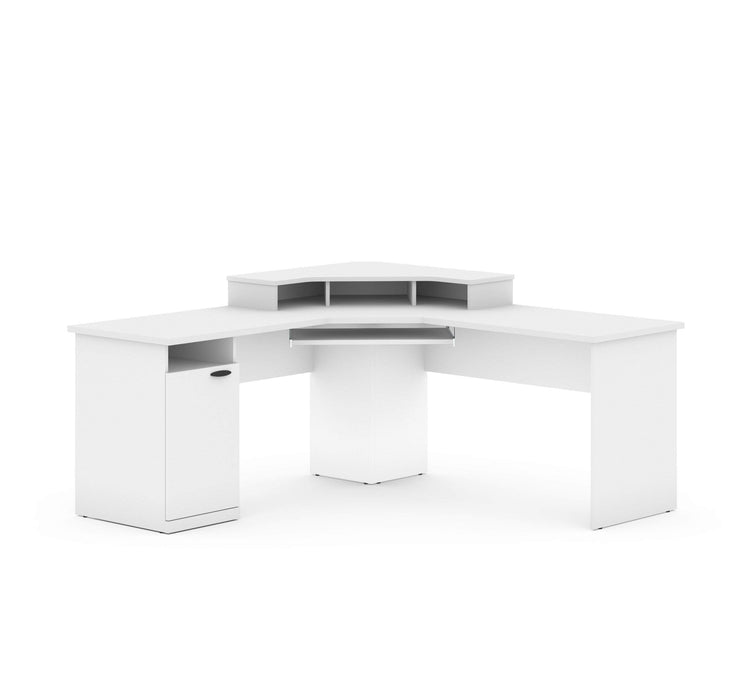 Pending - Bestar Corner Desk Hampton 71W Corner Desk - Available in 2 Colours
