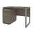 Pending - Bestar Desks Walnut Grey & Slate Aquarius 45W Small Desk - Available in 3 Colors