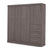 Pending - Bestar Full Murphy Bed Nebula Full Murphy Bed and Storage Unit with Drawers (84W) - Available in 4 Colours