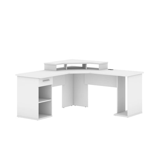 Pending - Bestar Gaming Desk Hampton L-Shaped Corner Gaming Desk - Available in 2 Colours
