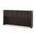 "Pending - Bestar Hutch Dark Chocolate Embassy Hutch for 71"" Narrow Desk Shell - Available in 2 Colours"