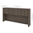 "Pending - Bestar Hutch Embassy Hutch for 71"" Narrow Desk Shell - Available in 2 Colours"