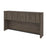 "Pending - Bestar Hutch Walnut Grey Embassy Hutch for 71"" Narrow Desk Shell - Available in 2 Colours"
