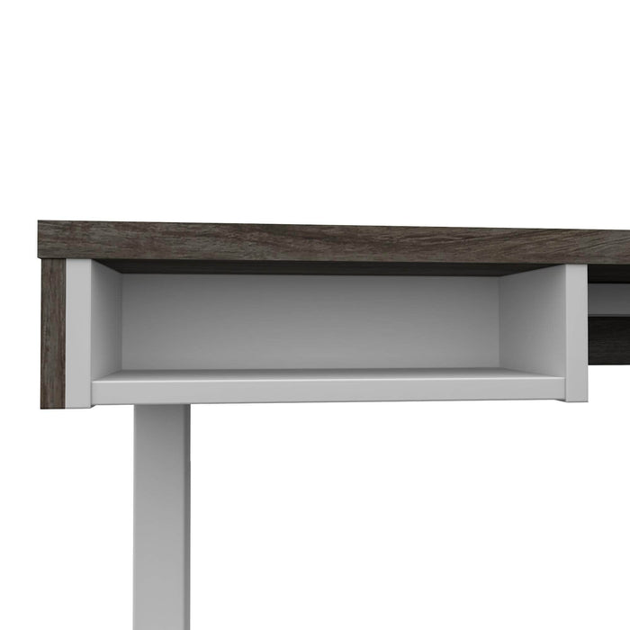Pending - Bestar L-Desk Pro-Vega L-Shaped Standing Desk - Available in 2 Colors