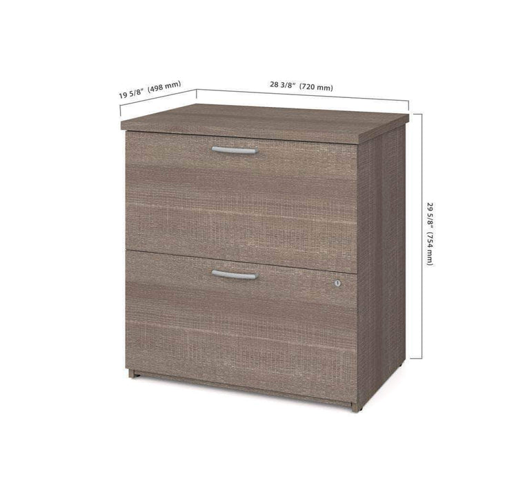 Pending - Bestar Lateral File Cabinet