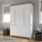 Pending - Bestar Murphy Beds Orion 57W Full Murphy Bed - Available in 2 Colors