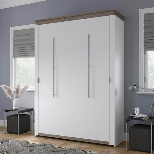 Pending - Bestar Murphy Beds Orion 65W Queen Murphy Bed - Available in 2 Colors