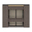 Pending - Bestar Murphy Beds Orion 98W Full Murphy Bed And 2 Storage Cabinets With Pull-Out Shelves - Available in 2 Colors