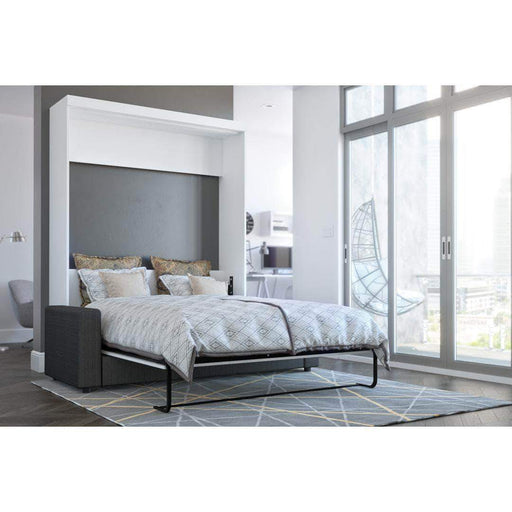 Pending - Bestar Nebula Queen Wall Bed and Sofa