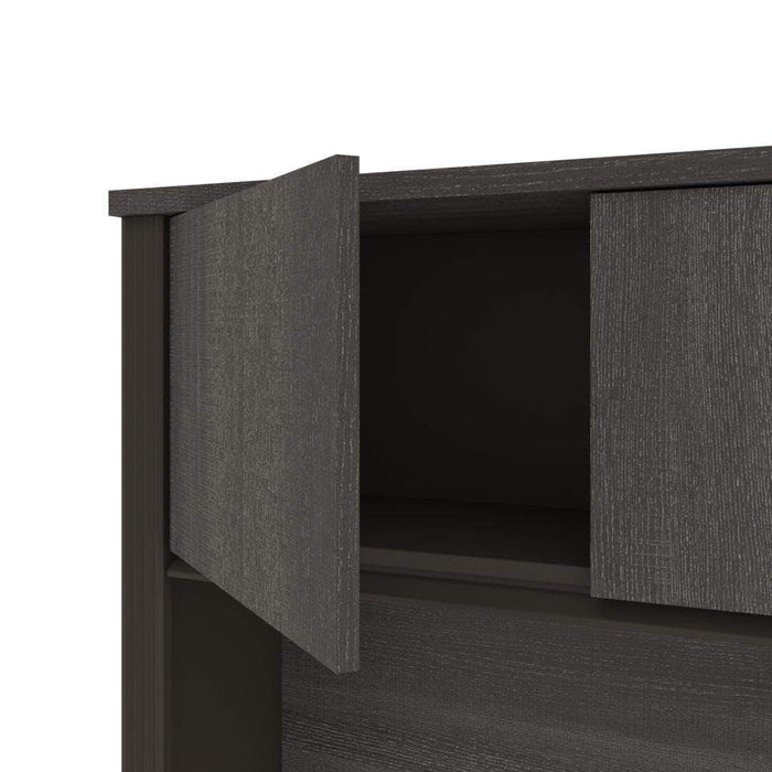 Pending - Bestar Prestige+ Hutch for Desk Shell - Available in 4 Colours