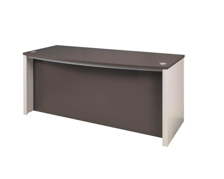 Pending - Bestar Slate & Sandstone Connexion Desk Shell - Available in 3 Colours