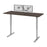 "Pending - Bestar Standing Desk Antigua Upstand 30"" x 72"" Standing Desk with Dual Monitor Arm - Available in 4 Colours"