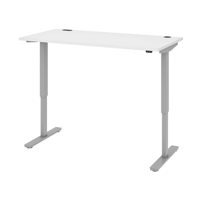 "Pending - Bestar Standing Desk White Upstand 30"" x 60"" Standing Desk - Available in 4 Colors"