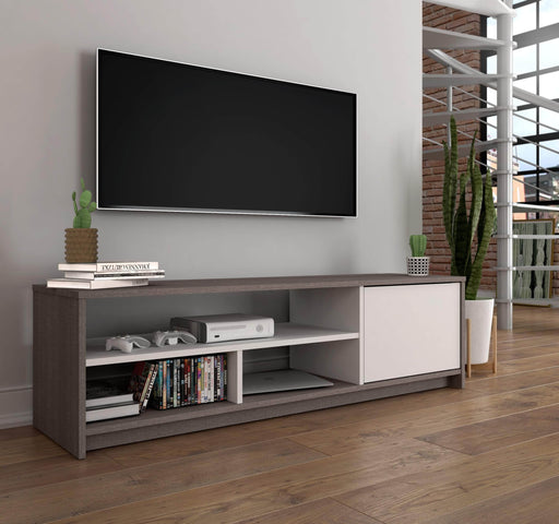 Pending - Bestar TV Stand Small Space 54W TV Stand - Available in 2 Colours