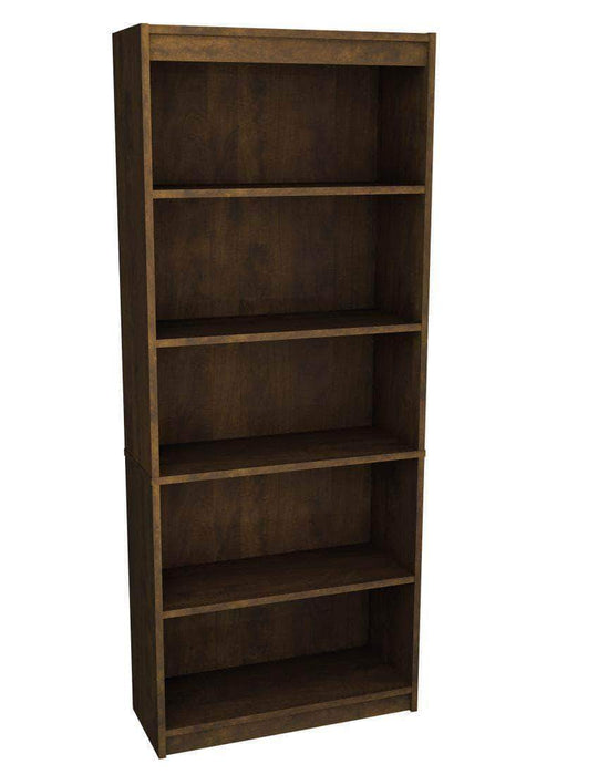 Pending - Bestar Universel Standard Bookcase - Available in 9 Colours