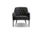 Pending - Mobital Arm Chair Ellington Arm Chair With Black Wood Legs - Multiple Options Available
