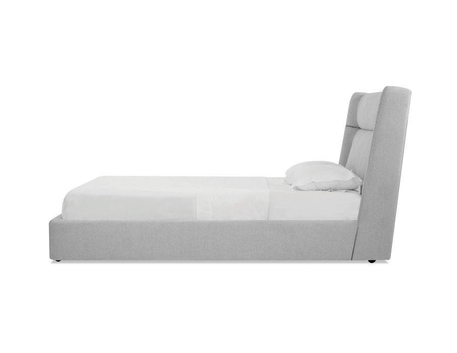 Mobital Bed Cove Bed Heather Grey Chenille - Available in 2 Sizes