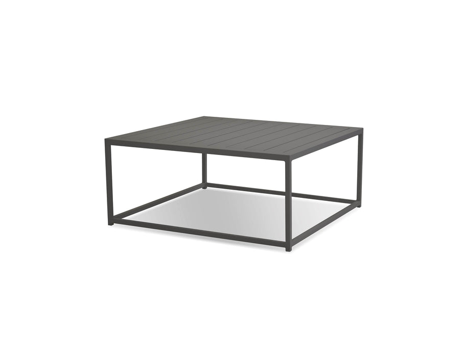Mobital Coffee Table Tofino Coffee Table with Aluminum Frame - Available in 3 Colors
