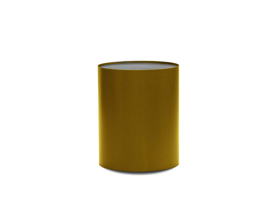 Mobital End Table Black Auro End Table Black Marble With Brass Base