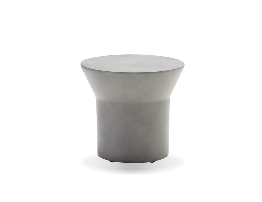 Pending - Mobital End Table Grey Epoxy Boracay End Table - Available in 2 Colors