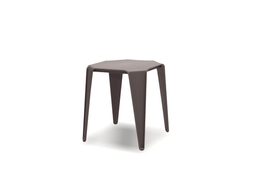 Mobital End Table Grey Yatta Polypropylene End Table Set Of 4 - Available in 2 Colors