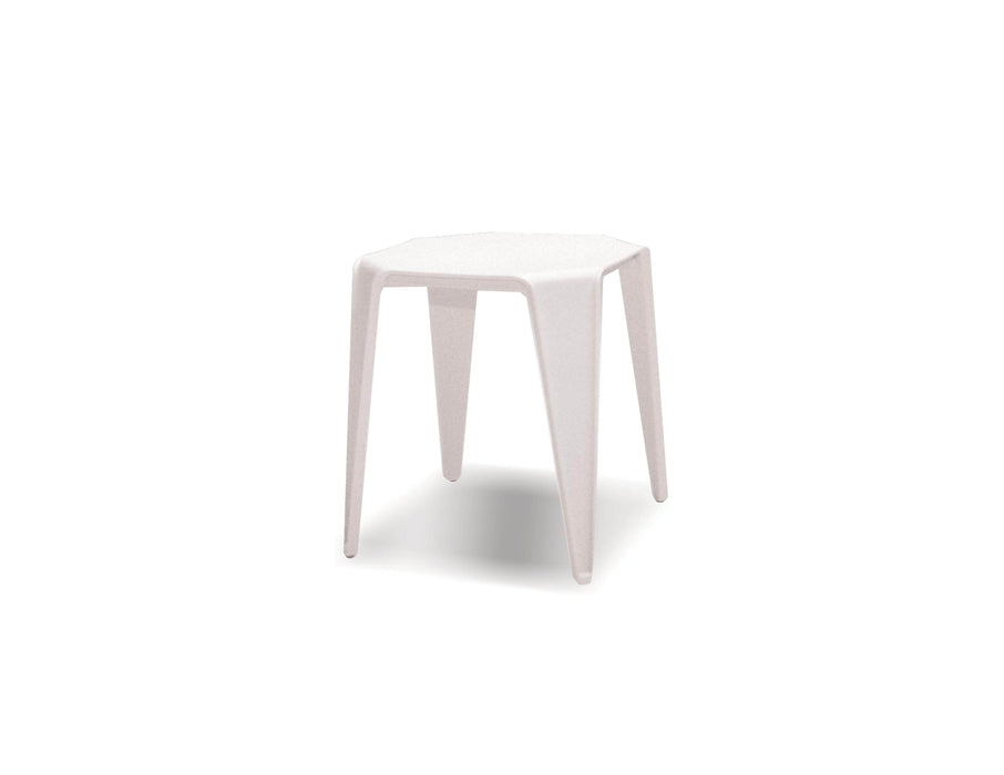 Mobital Yatta Stackable Polypropylene End Table (Set of 4)