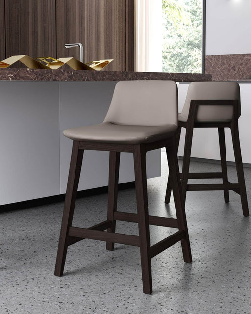 Pending - Modloft Bar Stools Mercer Counter Stool - Available in 2 Colors