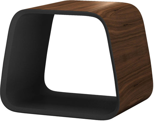 Pending - Modloft Benches Cowley Stool in Walnut and Graphite