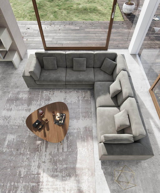 Pending - Modloft Coffee Tables Finsbury High Coffee Table - Available in 2 Colors