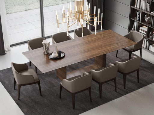"Pending - Modloft Dining Tables Greenwich 106"" Dining Table - Available in 2 Colors"